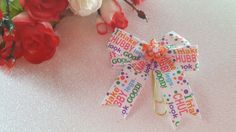 I Make Chubby Legs Look Good Planner Clip Bow by DixiePlannerDesigns on Etsy