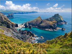 Lizard Point, Cornwall. This is the other area of my family is from.