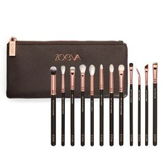 Zoeva - Rose Golden Complete Eye Set