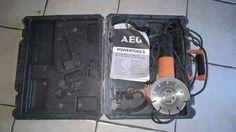 Très pratique et facile à utiliserMeuleuse d'angle WS9125K AEG. Cette meuleuse…