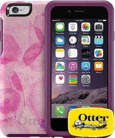 Otterbox Symmetry Case iPhone 6 Poppy Petal