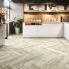 Uutuudet 2018│Laattapiste Paving Pattern, Reception Areas, Hotel Lobby, Coffee Shop, Entrance, Restaurant, Flooring, Doors, How To Plan