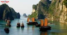 Ha Long bay #vietnam,