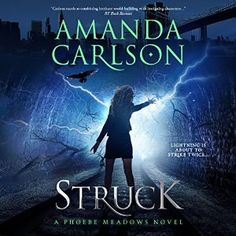 Struck Audiobook by Amanda Carlson