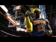 Best of #PhantomCam: LeBron James 2015 NBA Season Highlights