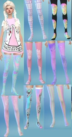 sims 4 kawaii | Tumblr