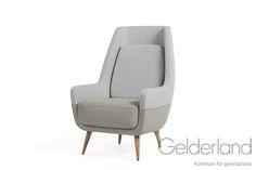 Gelderland fauteuil 7860 Hold Tide by FOKlab @foklab #dutch design #salonedelmobile2017 #gelderlandmeubelen