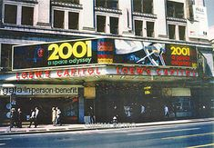 oldnewyork:  Loew's Capitol Theater, Broadway and 51st St. [x]