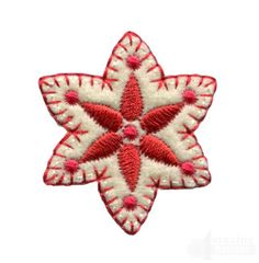 Nordic Snowflake Embroidery Design Collection - Spring - Holidays & Seasons - Design Collections - Embroidery Designs