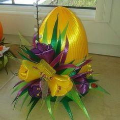 #kanzashi #egg