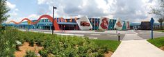 Photo Tour of the Grounds @ Disney's Art of Animation Resort   Off to Neverland Travel - Disney Vacations
