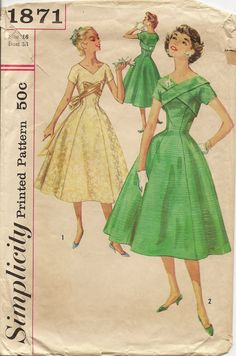 Simplicity 1871: that is a SPECTACULAR bodice