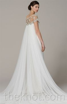 One of my favorite gowns ever! (Marchesa: Fall 2012) I see a variation of Lauren Bush's wedding dress here... Obsessed