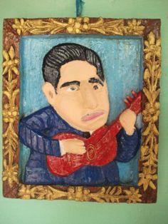 Músico de Noel Rojas
