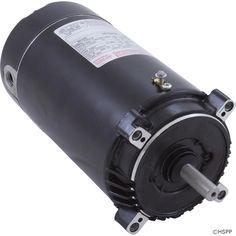 Motor, Cent, 0.5hp,115v/230v,1spd,SF 1.60, 56C fr,C-Face Key,SK1052,.