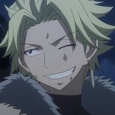 LOOK AT HIM!!! YASSS! Sting From Fairy Tail