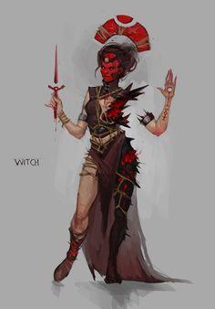Witch.jpg (836×1200)