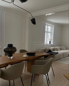 Dining Room Inspiration, Home Decor Inspiration, Home Interior Design, Interior Architecture, Living Room Decor, Living Spaces, Aesthetic Rooms, Home And Deco, House Rooms