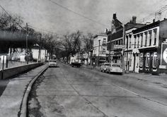 River towns celebrate milestones: New Richmond 200, Ludlow 150. Photo: New Richmond's Front Street along the waterfront in 1953. Today, the first building on the right is Front Street Cafe. The historic Springer House is third from right. Enquirer archive photo