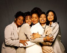 """beautifulblackwomenofthenet: """" HERStory Matters: On December the star-studded film adaptation of Terry McMillan's book, """"Waiting to Exhale,"""" hit the theaters. Featuring the late Whitney Houston, Angela Bassett, Loretta Devine and Lela. Whitney Houston, Black Is Beautiful, Black Love, Beautiful Women, Beautiful Celebrities, Black Girl Magic, Black Girls, Terry Mcmillan, Black Sitcoms"""
