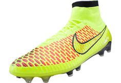Pre-Order now! Nike Magista Obra FG Soccer Cleats - Volt. Free Shipping. $274.99