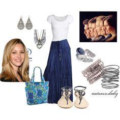 """Phoebe Buffay"" by autumnsbaby on Polyvore"