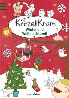 Kritzelkram Winter und Weihnachtszeit von Mascha Greune http://www.amazon.de/dp/3760787592/ref=cm_sw_r_pi_dp_dpmyub1BR7H7B