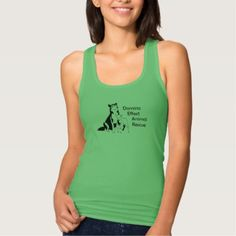 Domino Effect Animal Rescue Tank Top - animal gift ideas animals and pets diy customize