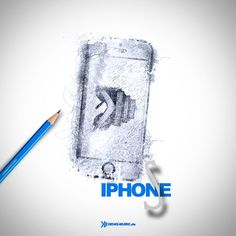 denis_muric_logo Web Design, Grafik Design, Iphone, Logos, Movie Posters, Art, Art Background, Design Web, Logo