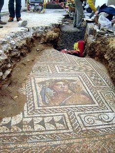Iconografía marina. Mosaicos romanos. Estudios sobre Iconografía - Buscar con Google