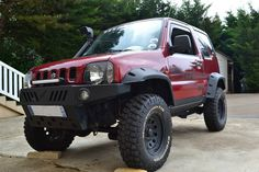 kumho kl71 jimny - Google Search Jimny 4x4, Jimny Sierra, Jimny Suzuki, Mini 4wd, Offroad, Samurai, Automobile, Monster Trucks, Cars