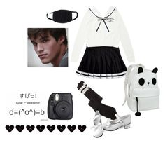 """""""Untitled #492"""" by vitoria2012 ❤ liked on Polyvore featuring Charlotte Russe, Sugoi, Fuji, DUO, women's clothing, women's fashion, women, female, woman and misses"""