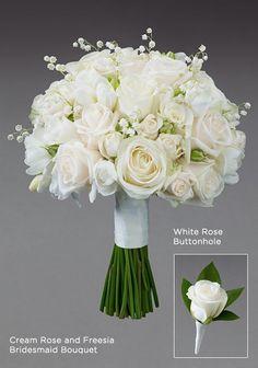 Ramos o Bouquets de Novia por Vera Wang 5