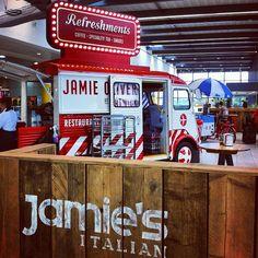 Food truck Jamie Oliver