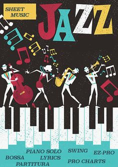Vetted #Jazz #SheetMusic faves for #piano/ #vocal, only GOOD arrangements!! difficulty level noted, Latin, Swing and Ballads.  Also #charts that pros use.