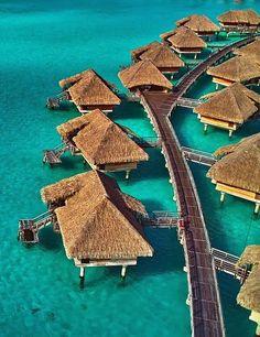 InterContinental Bora Bora Resort & Thalasso Spa...wow!!!!