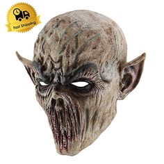 2016 New Design Scary Costumes Terrifying Mask Halloween Gifts Flashing Mask Adult Diy El Wire Mask For Face Mask Fragrant In Flavor