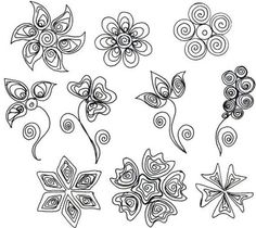 Photo from album Neli Quilling, Quilling Cake, Paper Quilling Flowers, Paper Quilling Tutorial, Paper Quilling Patterns, Quilled Paper Art, Quilling Paper Craft, Zentangle Patterns, Paper Beads