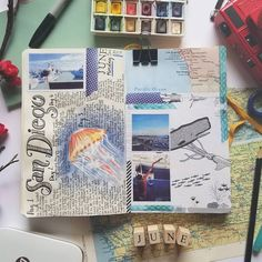How to Combine Drawing and Writing into Deeply Personal Art Journals