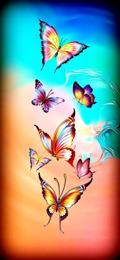 Wallpaper android flowers butterflies new ideas L Wallpaper, Scenery Wallpaper, Cellphone Wallpaper, Aesthetic Iphone Wallpaper, Galaxy Wallpaper, Flower Wallpaper, Nature Wallpaper, Wallpaper Backgrounds, Beautiful Flowers Wallpapers