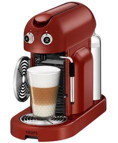 Krups Maestria Red Coffee Machine   Nespresso