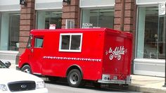 La Adelita food truck, Chicago (Mexican food)
