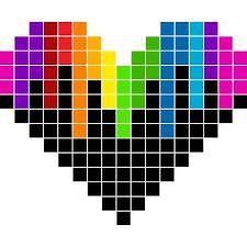 123 Best Pixel Art Math Ideas Images Beading Patterns