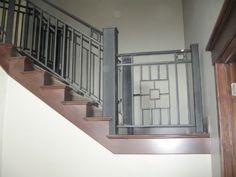 indoor balcony railing   Great house ideas/inspiration   Pinterest ...
