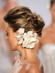 髪飾り 生花 かんざし - Google 検索
