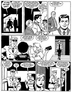 """Maggie the Mechanic: The First Volume of """"Locas"""" Stories from Love & Rockets by Jaime Hernandez - page 78"""