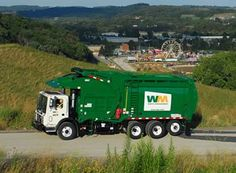 Waste Management - Send your donation request via US mail or email. Ultimate donation list : http://www.fundraiserhelp.com/fundraising-auction-donations-sources.htm