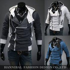 2013 Autumn&Winter Fashion Slim Cardigan Hoodies Sweatshirt Outerwear Clothing Men.Brand Causal Sports Outdoor Wear,Plus size4XL $15.49