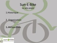 Table ronde. Sun-E-Bike. Olivier de Montgolfier - Sun-E-Bike