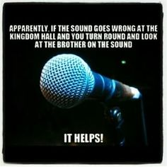 HAHAHAHAHA. From someone working the sound counter it truly helps